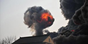 Kimya tesisinde patlama: 44 ölü, 640 yaralı