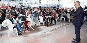'Mudanya'da yeniden kadınlar kazanacak'