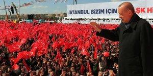 Cumhurbaşkanı Erdoğan'dan İstanbul'da müjdeler