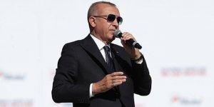 Erdoğan'dan flaş 'döviz' mesajı