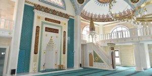 Soğanlı Merkez Camii ibadete açıldı