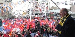 Cumhurbaşkanı Erdoğan: Böyle bir belediyecilik olur mu?