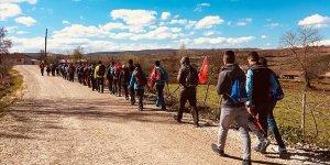 Bursalı dağcılar Müstecip Onbaşı'yı unutmadı