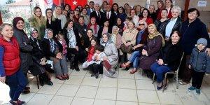 Bozbey'den üretici kadınlara kredi desteği sözü