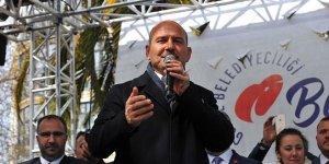 Soylu, Balıkesir'de konuştu: Ülkenin tekerine çomak sokturmayalım
