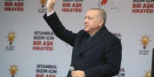Erdoğan: Binali Bey'in tek borcu İstanbul'a
