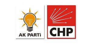 AK Parti İstanbul'da 39 ilçenin 24'ünü, CHP 14'ünü aldı