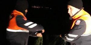 Jandarma ekipleri kaçak avcılara göz açtırmadı