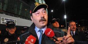 Bursa Emniyet Müdürü'ne Ankara'da yeni görev