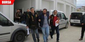 5 kilogram altın çalan soyguncular tutuklandı