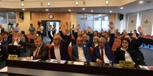 Osmangazi'de yeni dönemin ilk meclisi toplandı