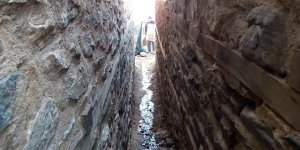 Dünyanın en dar sokaklarından biri: 'Cin aralığı'