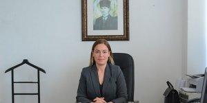 Gemlik'te ilk kadın belediye başkan yardımcısı