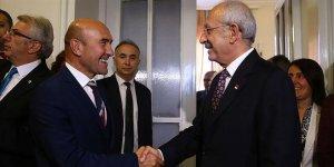 'İzmir'den Kılıçdaroğlu'na ziyaret