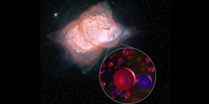 Evrendeki ilk molekül kanıtı