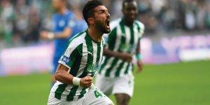 Türk oyuncular attı Bursaspor kazandı