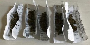 İnegöl'de uyuşturucuya geçit yok: 5 gözaltı