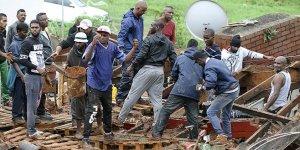 Güney Afrika'dafelaket: 51 ölü