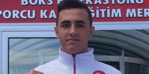 Bursaspor'un gururu Burak!