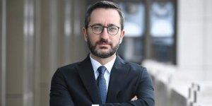 Fahrettin Altun'dan CHP liderine yanıt