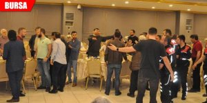 Kooperatif toplantısında başkana saldırı