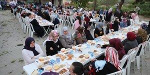 Mudanya iftar sofrasında buluştu