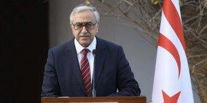 KKTC Cumhurbaşkanı'ndan Doğu Akdeniz mesajı