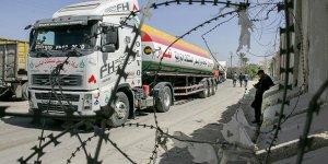 İsrail Gazze Şeridi'negeçişleri açtı
