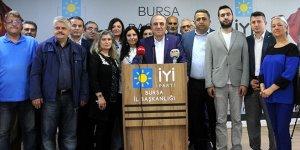 İYİ Parti'den Mustafakemalpaşa için yeni itiraz