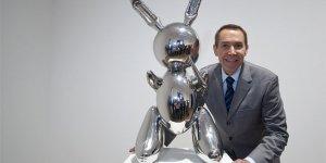 'Tavşan' heykeline rekor fiyat