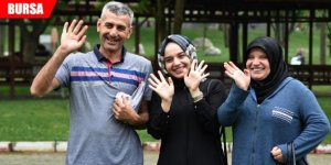 Yakalandığı amansız hastalığı ailesinin desteğiyle yendi