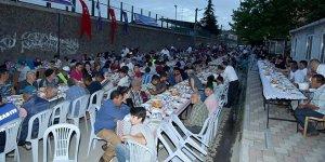 Mustafakemalpaşa Orta Mahalle'de iftar bereketi