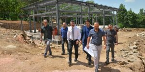 Bursa'ya yeni mesire alanı