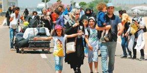 Son bir ayda 3 bin Suriyeli ülkesine döndü
