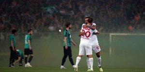 Fatih Karagümrük Spor Toto 1. Lig'e yükseldi