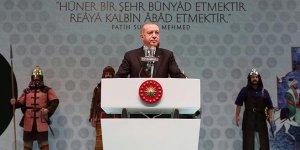 Cumhurbaşkanı Erdoğan: Hesaplaşma 566 yıldır bitmedi