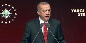 Cumhurbaşkanı Erdoğan Yargı Reformu Stratejisi'ni açıkladı