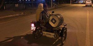 Motosikletli ramazandavulcusu