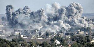 İdlib'e hava saldırısıyeniden başladı