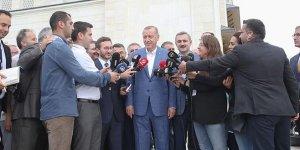 Erdoğan'dan YSK kararı yorumu: Şüphe uyandırır