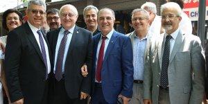 Bursa'daki bayramlaşmada İstanbul seçimi konuşuldu