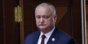 Moldova'da kriz: Cumhurbaşkanıgörevden alındı