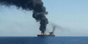 Saldırıya uğrayan tankerin yöneticisinden flaş iddia