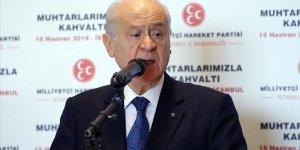 ABD'nin Türkiye'yi ablukaya alma çabası, dostane ve iyi niyetli bir tavır değildir'