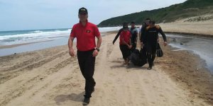 Şile'de dalgalara kapılan 2 kişi boğuldu