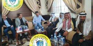 SuudilerdenYPG/PKK'ya destek talebi