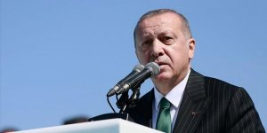 Cumhurbaşkanı Erdoğan: Suriyelilere maaş verdiğimiz falan yok