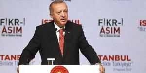 Cumhurbaşkanı Erdoğan: Hiç kimse bizi bölemez
