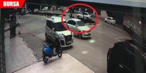 Otomobil ile motosikletin çarpıştı: 1 yaralı