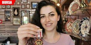 Bulduğu İstiklal Madalyası'nın sahibini arıyor